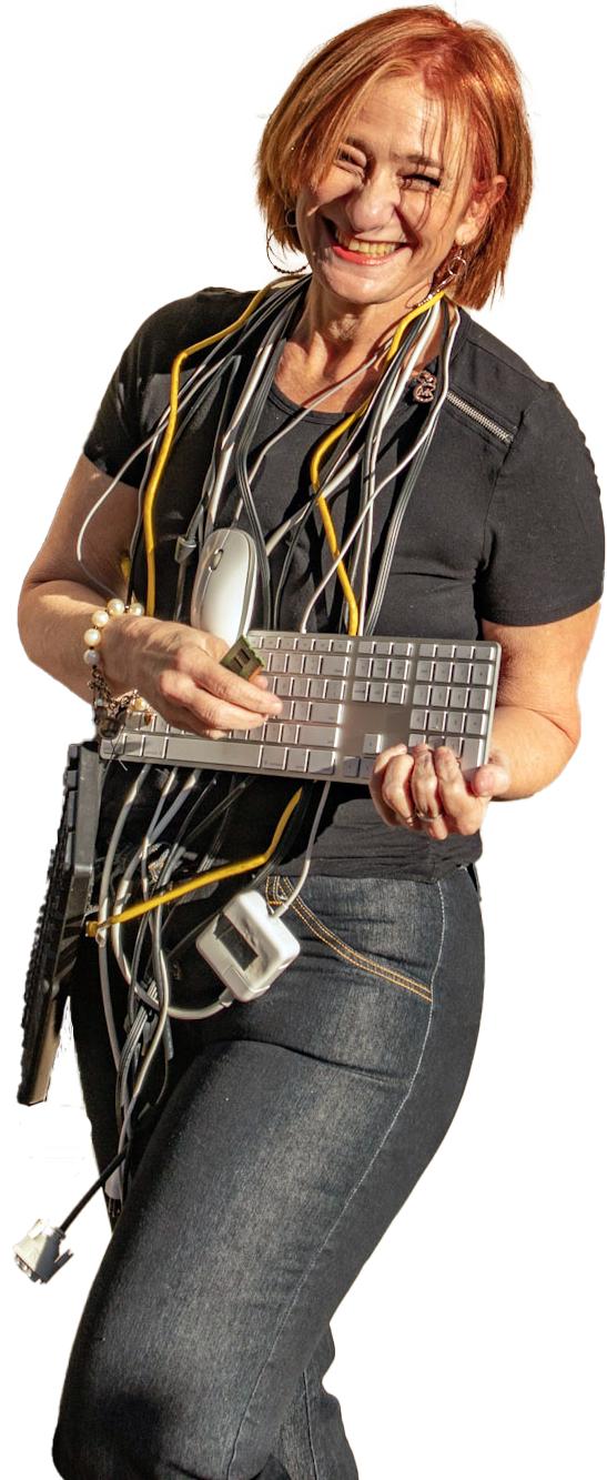 specialize in software, WIFI networking, and hardware upgrades.